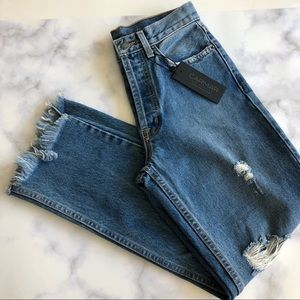LF Carmar Emelia Non Stretch Straight Leg Jeans